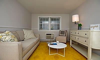 Living Room, Hamden Centre & Dogwood Hill, 1