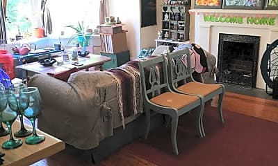 Living Room, 1123 Grove Ave, 0