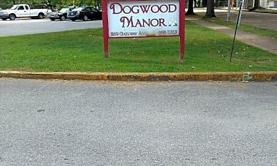 Dogwood Manor, 1