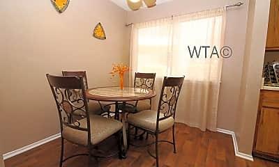 Dining Room, 701 W Longspur Blvd, 1