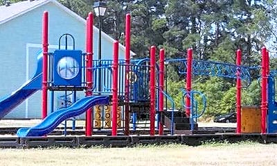Playground, Rose Lawn Apartments, 1