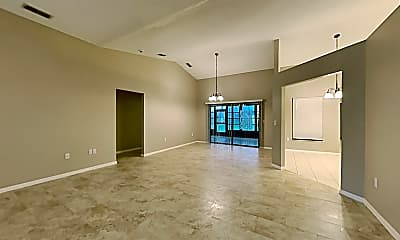 Living Room, 7234 Dogleg Ct, 1