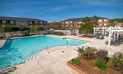 Pool, Reserve at Jacksonville Commons, 0