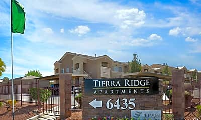 Community Signage, Tierra Ridge, 1