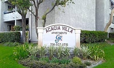 Acacia Villa, 1