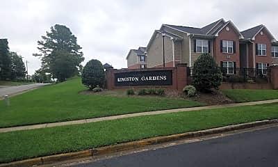 Kingston Gardens Apartments, 1