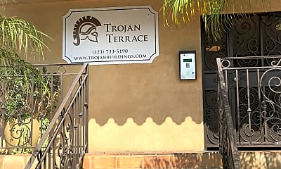 Trojan Terrace, 1