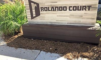 Rolando Court Apartments, 1