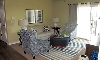Living Room, 1857 White Columns Dr - 1857 204, 0