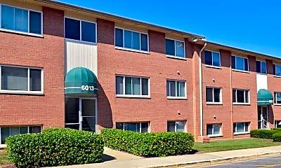Building, Eastdale Apartments, 1