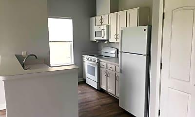 Kitchen, Victory Haven, 1