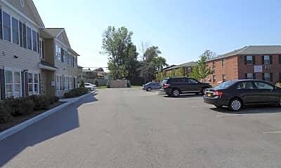 Building, Flint Road Apartments, 2