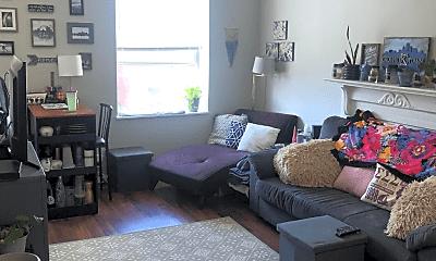 Living Room, 3851 Folsom Ave, 1