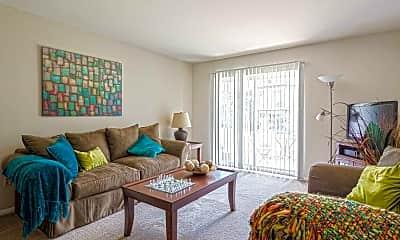 Living Room, Whitnall Pointe, 1