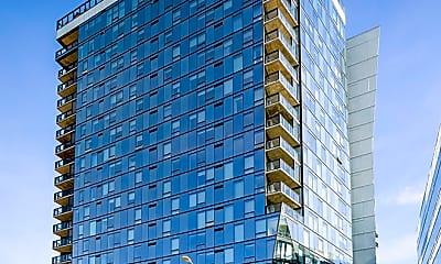 Building, Columbia Square Living, 1