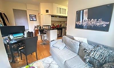 Living Room, 13 Charter St, 1