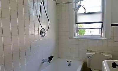 Bathroom, 211 E 3rd St 1, 2