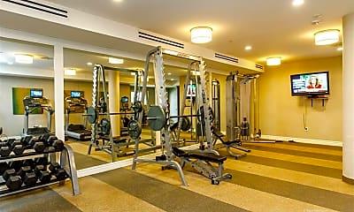 Fitness Weight Room, 1562 Camino Del Mar 444, 2