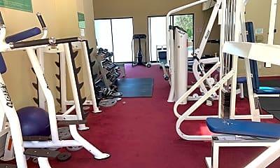 Fitness Weight Room, 64 Mar Vista Ave, 2
