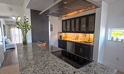 Kitchen, 1701 Sunset Harbour Dr F407, 0