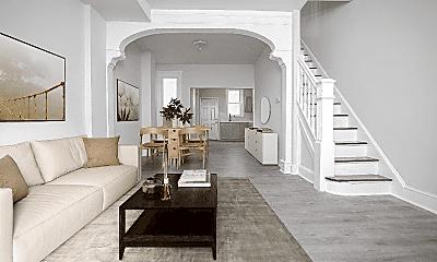 Living Room, 2867 N Lee St, 2