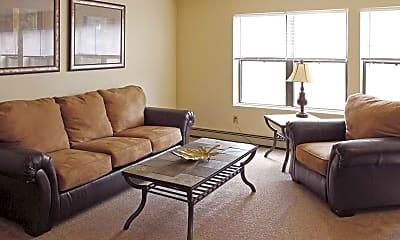 Living Room, Truscott Terrace, 1