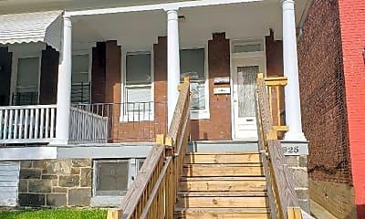 Building, 3925 Greenmount Ave 2, 0