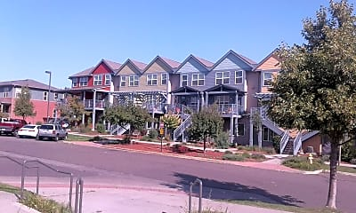 Globeville Townhomes, 0