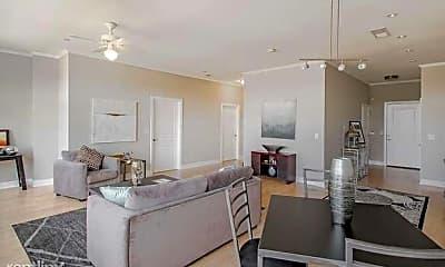 Living Room, 7707 Bluebonnet Blvd, 1