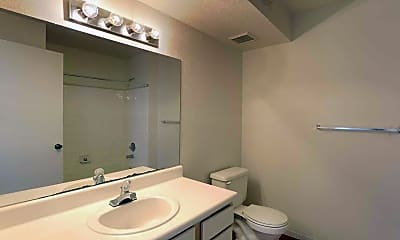 Bathroom, Providence Reserve, 2