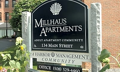 Millhaus Apartments, 1