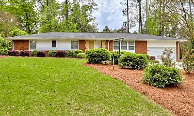 Building, 511 Henderson Dr, 0