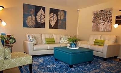 Living Room, San Simeon, 0