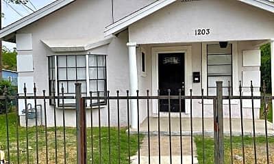 Building, 1203 Lamar St, 0