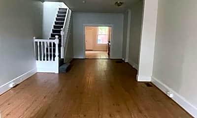 Living Room, 3114 McElderry St, 0