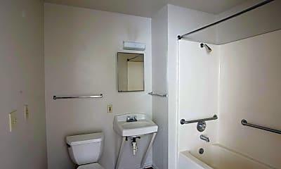 Bathroom, Alexander Place Apartments, 2