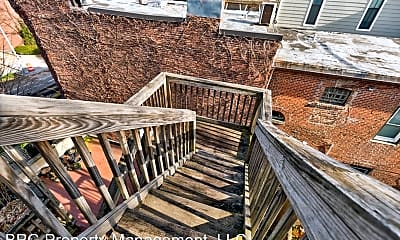 Patio / Deck, 1643 13th St NW, 2