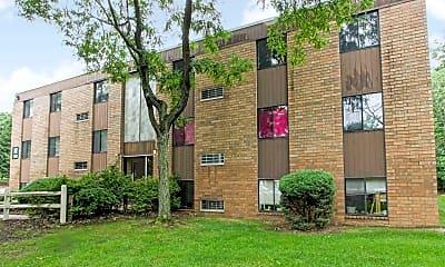Building, Hawksworth Garden Apartments, 1