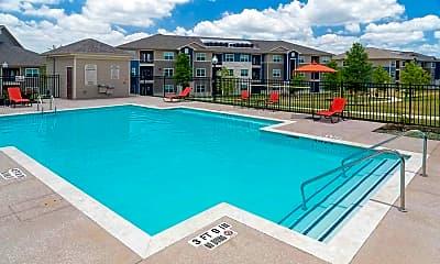 Pool, Sansom Ridge Apartments, 2