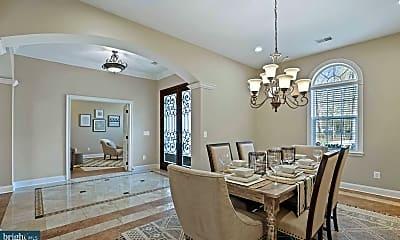 Dining Room, 7800 Belvedere Dr, 2