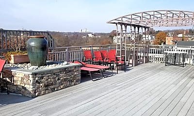 Patio / Deck, 1414 22nd St NW 06, 0