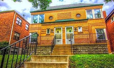 Building, 4259 Bates St, 2