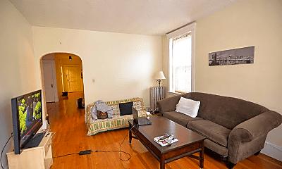 Living Room, 15 Parkman St, 1