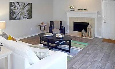Living Room, Bella Vida At Coyote Ridge, 1