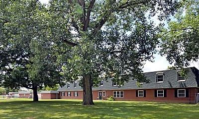 Building, Jamestown Village Apartments, 2