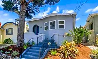 Building, 2331 Sacramento St, 0