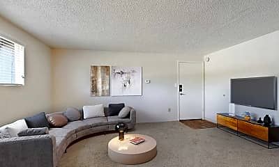 Living Room, Golden Arms, 0
