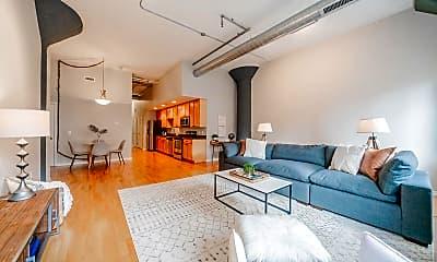 Living Room, 221 N Front St 502, 0