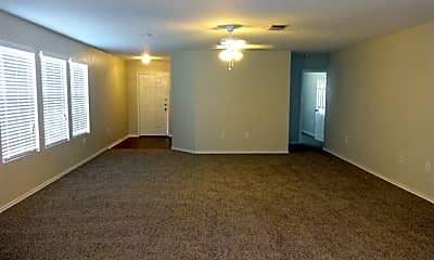 Living Room, 7215 Geranium Path, 1