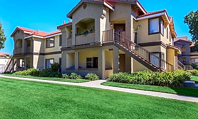 Building, Club Pacifica Apartment Homes, 1
